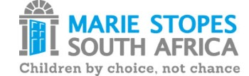 Marie Stopes South Africa Logo